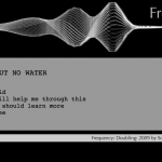 Frequency Poetry Generator